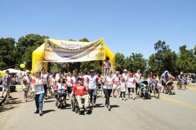 Caminata Saludable por las Enfermedades Neuromusculares