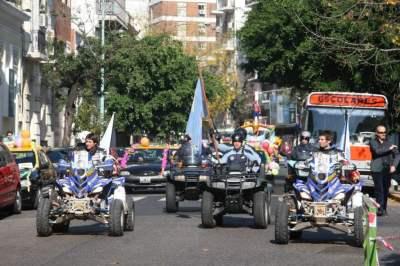 Caravana y Megafestival que organiza anualmente AMCA