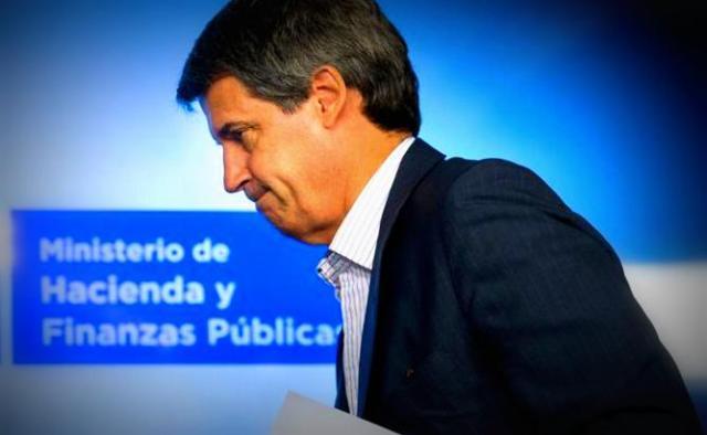 Alfonso Prat-Gay culminó su paso por el gobierno