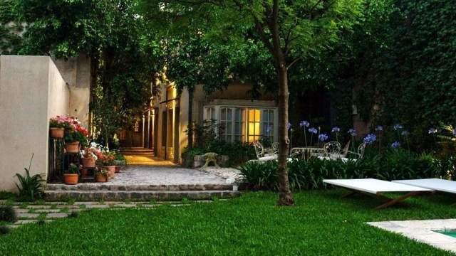 L'Hotel Palermo Verde y naturaleza en pleno Palermo Soho