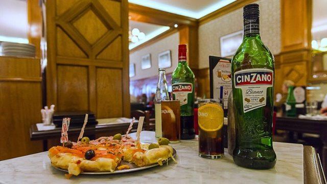 #pizzayvermut Cinzano corre el MUZA5K El vermut se une a la pizza @CinzanoArg