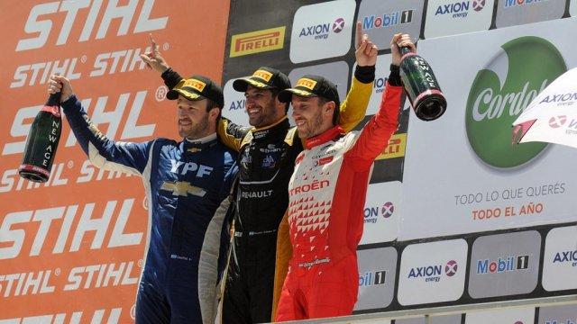 Facundo Ardusso se consagró campeón Argentino y Sudamericano de #SuperTC2000