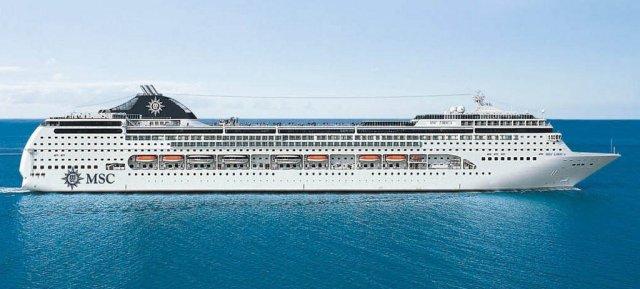 MSC Cruceros amplía su oferta vacacional en los Emiratos Árabes Unidos a bordo del MSC Lirica