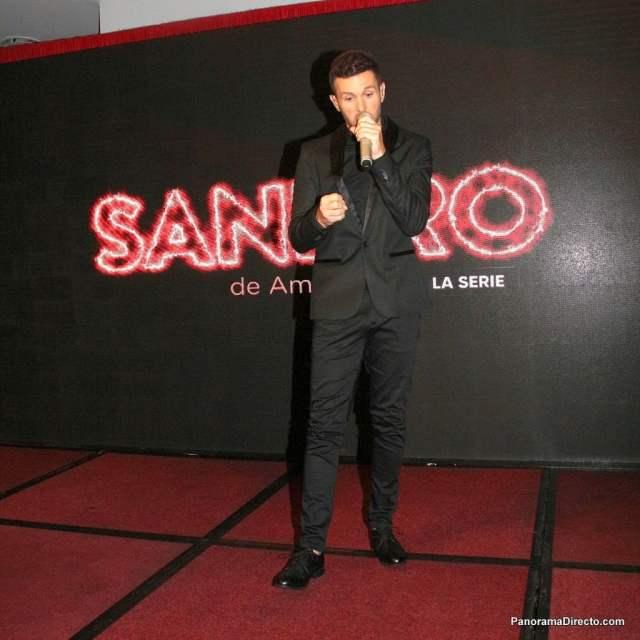 Axel en el Hotel Faena #SandroLaSerie