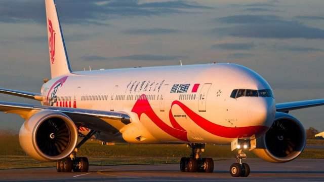Air China lanza nueva ruta Pekín-Houston-Ciudad de Panamá