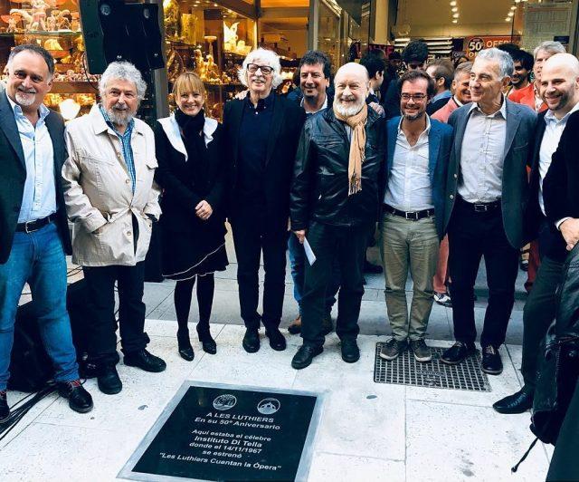 """Homenaje a """"Les Luthiers"""" por los 50 años de su primer espectáculo"""