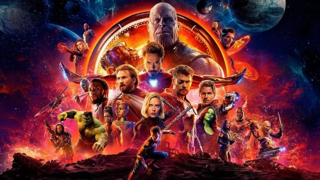 """""""Avengers: Infinity War"""" lídera las taquillas tras una semana de caída en el público"""