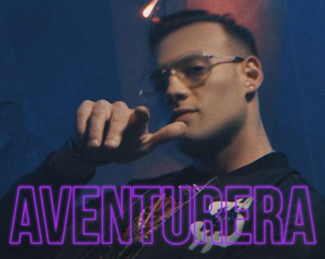 "Marko Silva presenta su nuevo video ""Aventurera"""