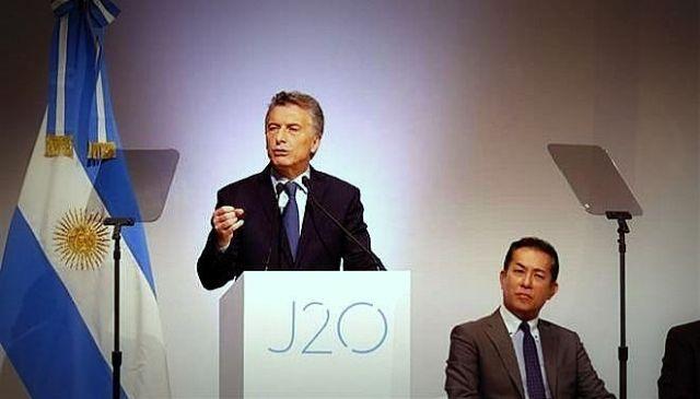 """Macri, ante jueces de países del G20: """"Estamos combatiendo la corrupción y la impunidad"""""""