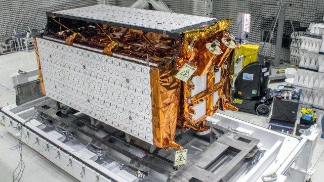 El satélite argentino SAOCOM 1A ya está en órbita