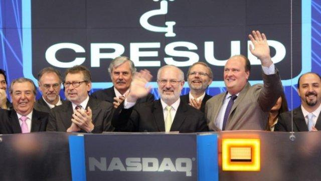 Cresud colocó obligaciones negociables por u$s 73.6 millones