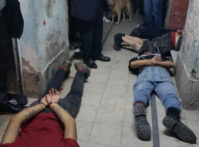 Hay diez nuevos detenidos presuntamente vinculados a la explosión en el cementerio de la Recoleta