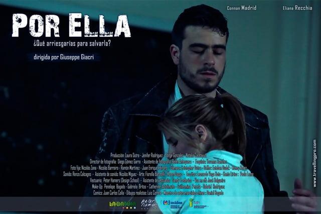 """Se estrenó """"Por Ella"""" del director Giuseppe Giacri"""