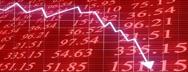 Las bolsas mundiales registraban hoy variaciones negativas al igual que el petróleo