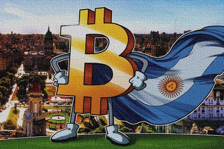 El #Bitcoin como alternativa para huir del fracaso económico de Macri y el Kirchnerismo mientras que el peso argentino se desintegra