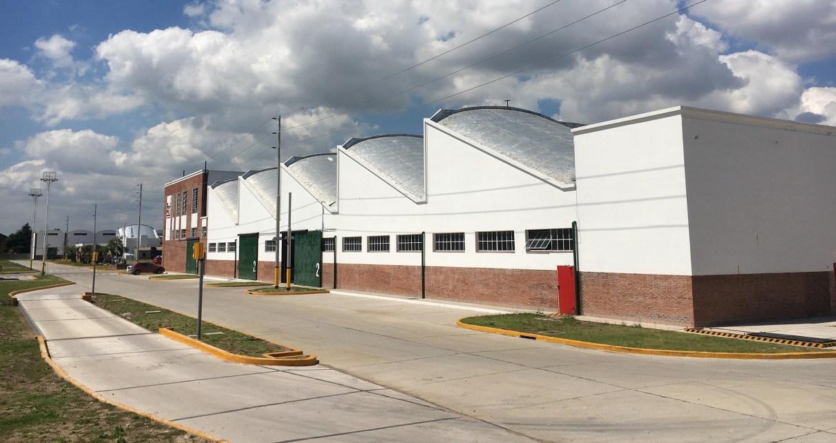 Parque Industrial La Bernalesa