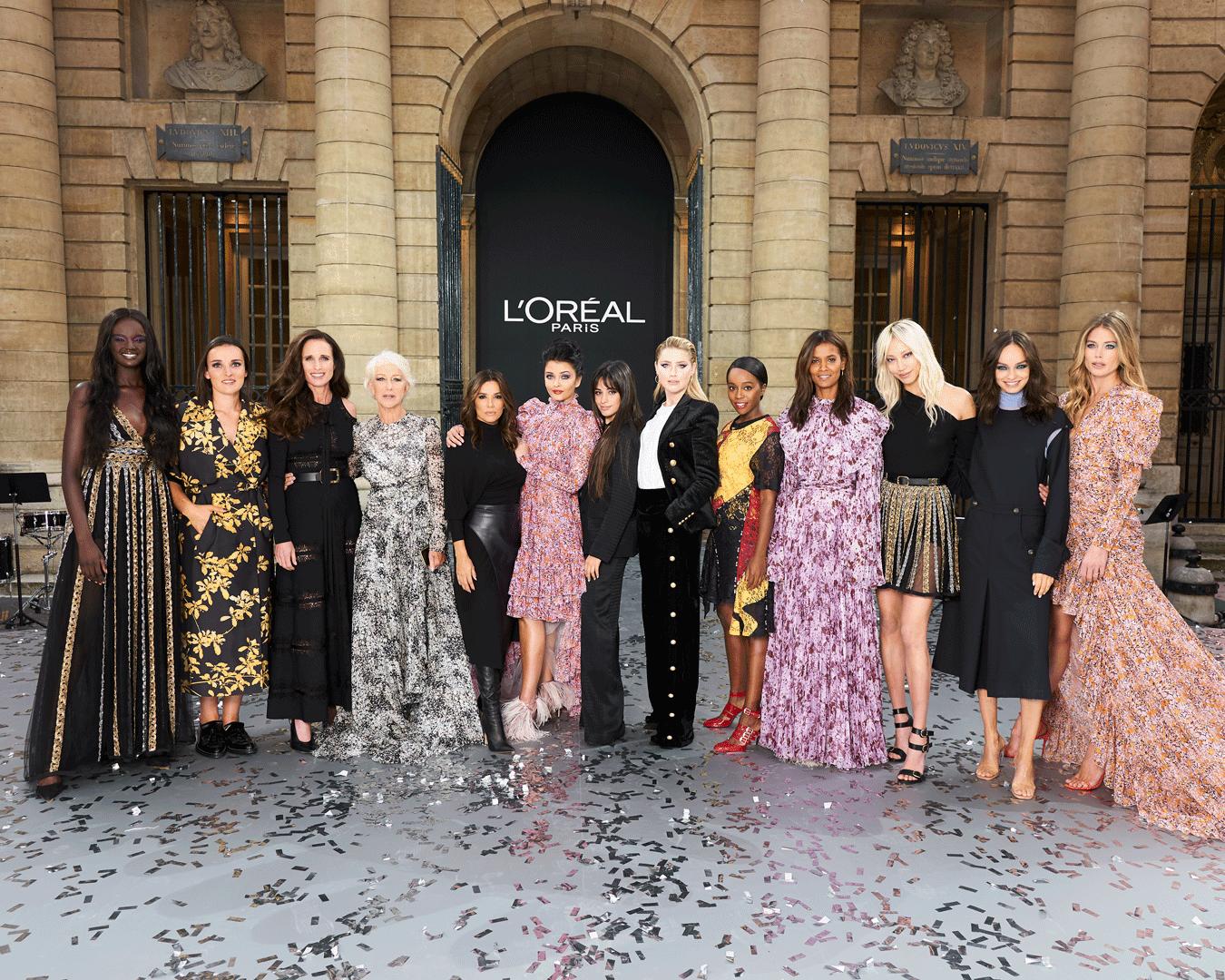 Le Défilé de L'Oréal Paris: revive la tercera edición en la Monnaie de Paris
