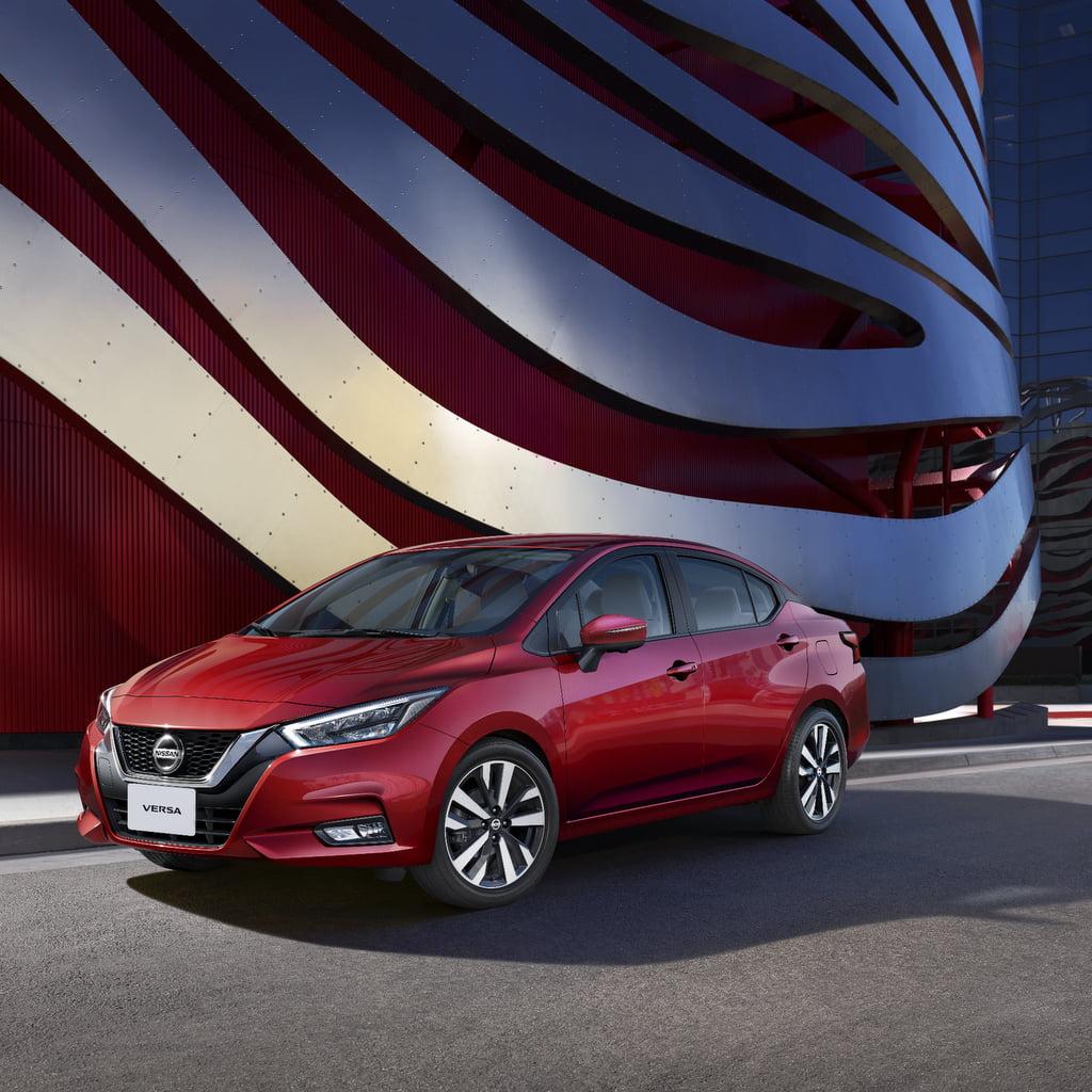 El nuevo Nissan Versa debuta en América Latina con un diseño totalmente nuevo y la más alta tecnología
