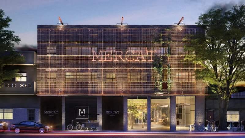 Mercat Villa Crespo, la vuelta del mercado al barrio