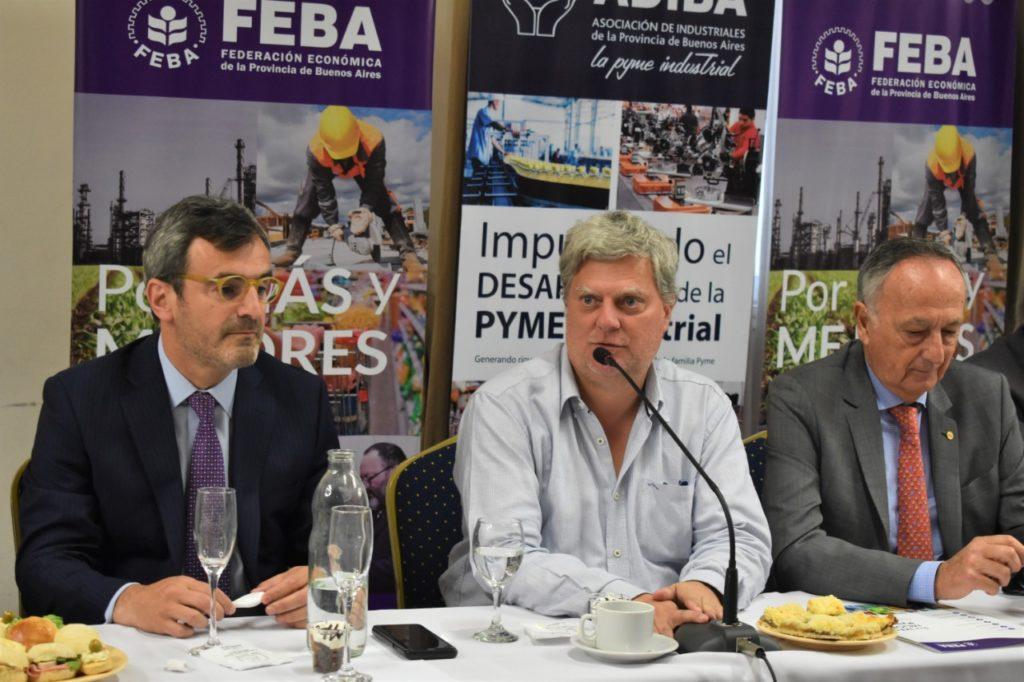 ACUERDO HISTÓRICO: ADIBA y UIPBA acordaron trabajar por la estabilización de la macroeconomía y el crecimiento de las pymes