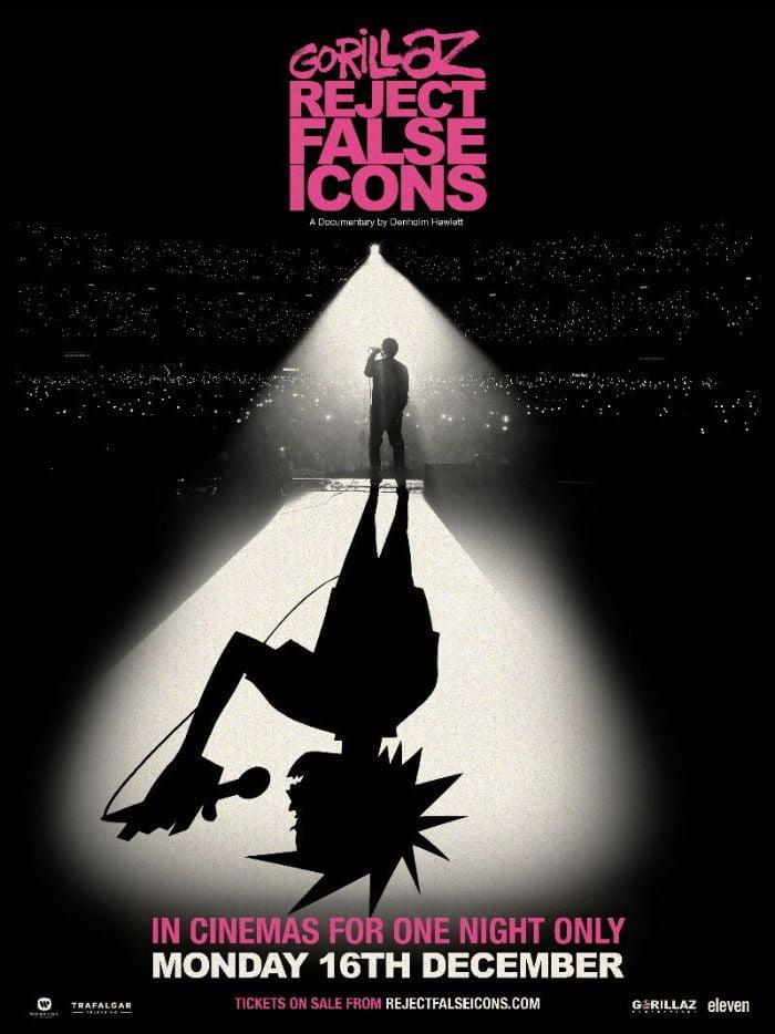 Gorillaz lanza el trailer de su nuevo documental