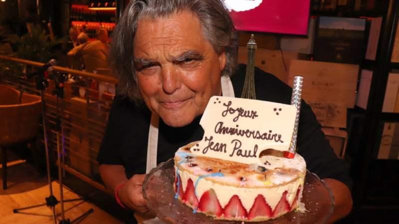 El chef Jean Paul Bondoux festejó su cumpleaños en Gourmand Food Hall con un menú especial