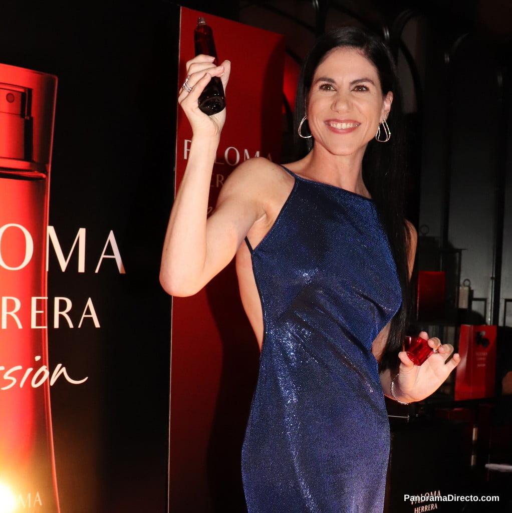 Paloma Herrera lanza su nueva fragancia #Passion