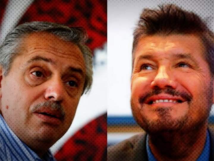 """Tinelli dijo que habló con Alberto Fernández para sumarse al """"área social"""" de su gobierno"""