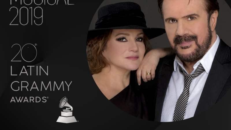 Pimpinela recibirá el Premio a la Excelencia Musical de la Academia Latina de Grabación (Latin Grammy)