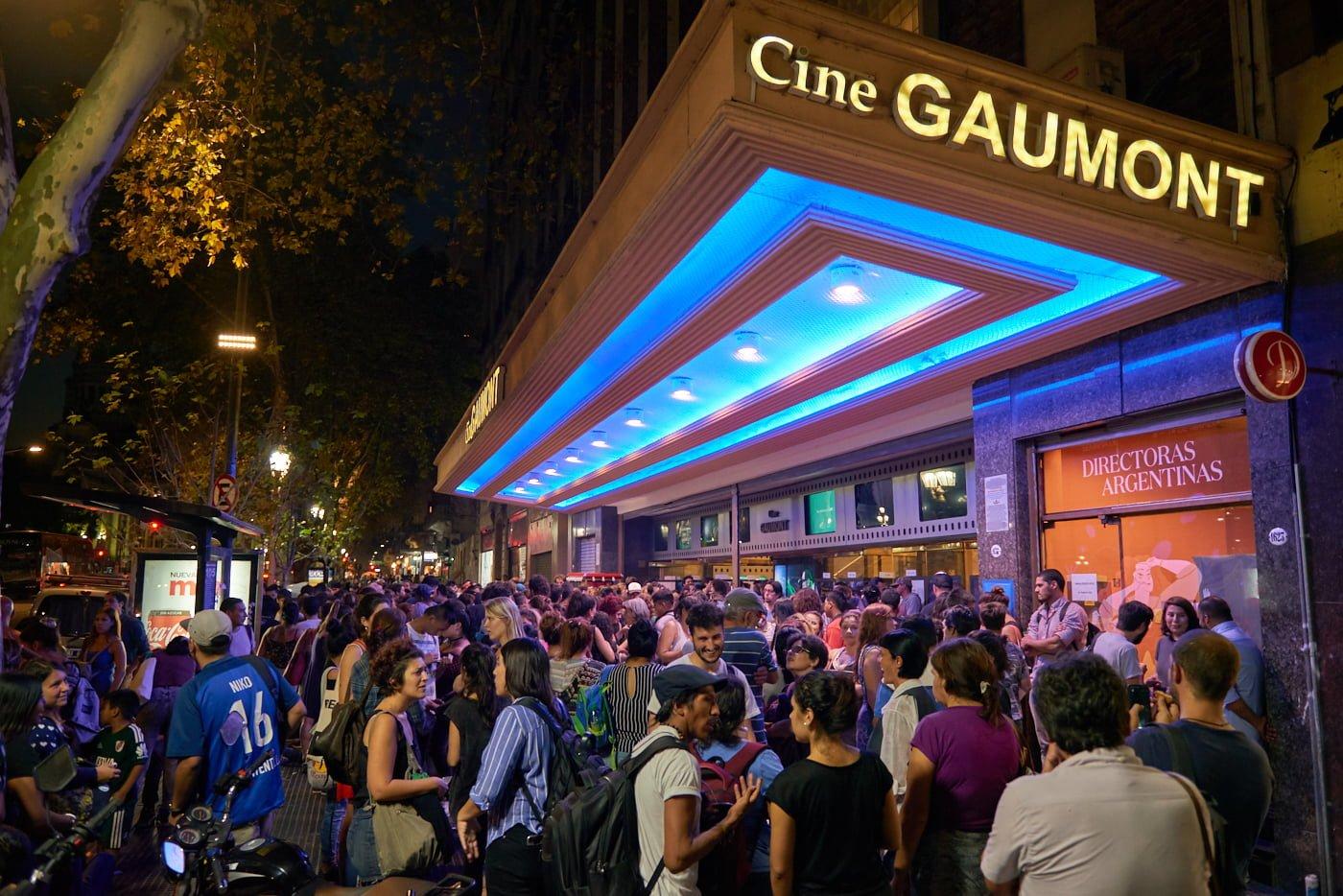 Abre la Semana de Cannes,  sin suspender las obras de puesta en valor del Cine Gaumont