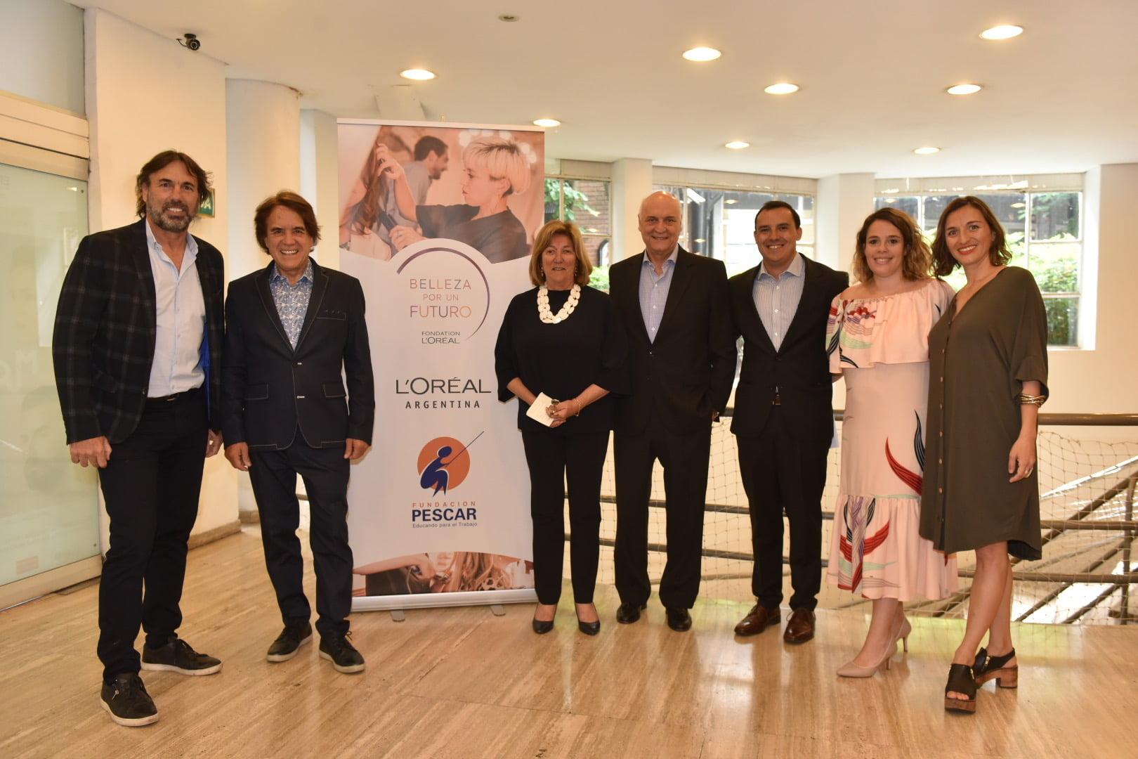«Belleza por un Futuro»  realizó la ceremonia de graduación de los estudiantes de las sedes de Barracas y Tres de Febrero