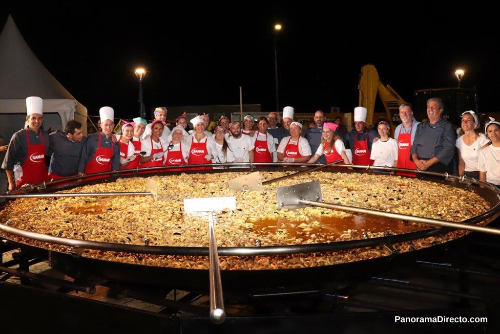 Piriápolis inauguró la temporada 2020 con su clásica «Paella Gigante»