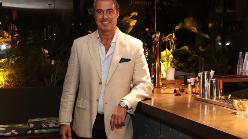 Federico Pérez Souts despidió el año junto a amigos, afectos y colegas en Enero