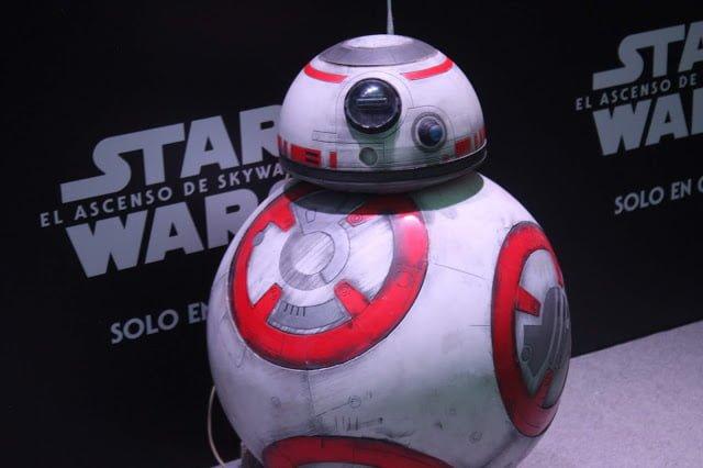 "Star Wars: ""El ascenso de Skywalker"" Avant Premiere Argentina"