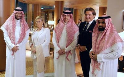 La aclamada 10th Global Family Office Investment Summit de Sir Anthony Ritossa concluyó en Dubai