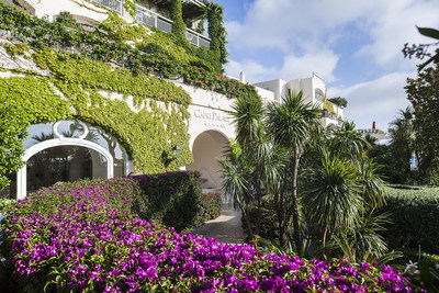 Jumeirah Group incorporó el Capri Palace en Italia a su cartera internacional en expansión