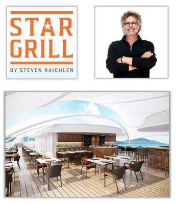 "Windstar Cruises presentó ""Star Grill by Steven Raichlen"""