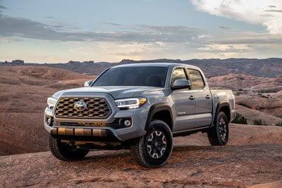 Líder del mercado: Una serie de nuevas actualizaciones mantiene al Toyota Tacoma 2020 en posición de liderazgo