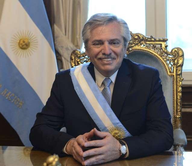 Alberto Fernández pone en marcha las primeras 30 obras públicas del 2021