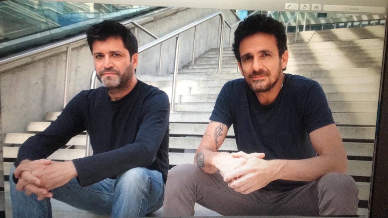 Vibra Contenidos, el nuevo emprendimiento de Len Cole y Fernando Azpiri