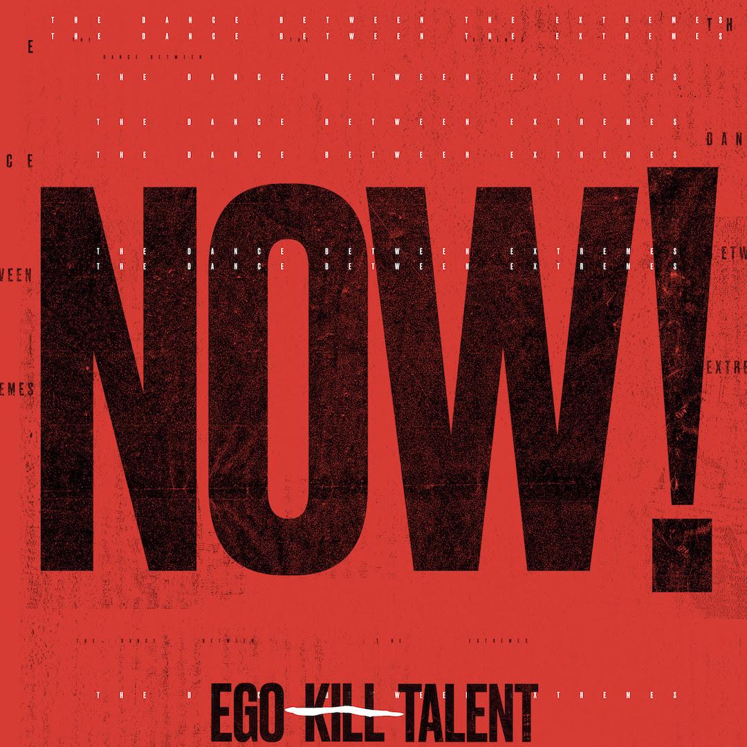 """La banda brasileña Ego Kill Talent presenta su nuevo single """"Now!!"""" a través de BMG"""