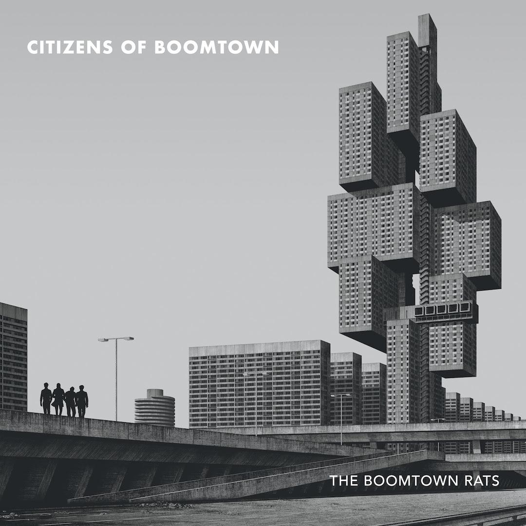 The Boomtown Rats, la banda liderada por Bob Geldof, presenta su nuevo álbum de estudio desde 1984