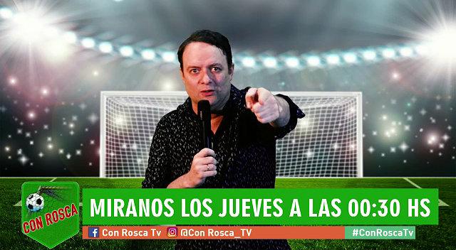Con Rosca un programa que está rompiendo los esquemas de la pantalla chica #ConRoscaTV