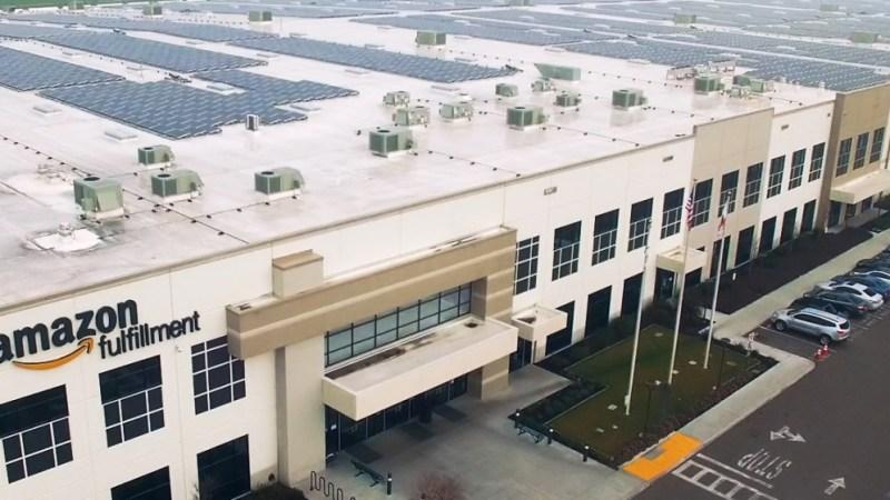 Amazon empieza a tomar la temperatura a sus empleados en almacenes de EE.UU.