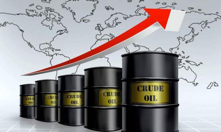 Subió el petróleo