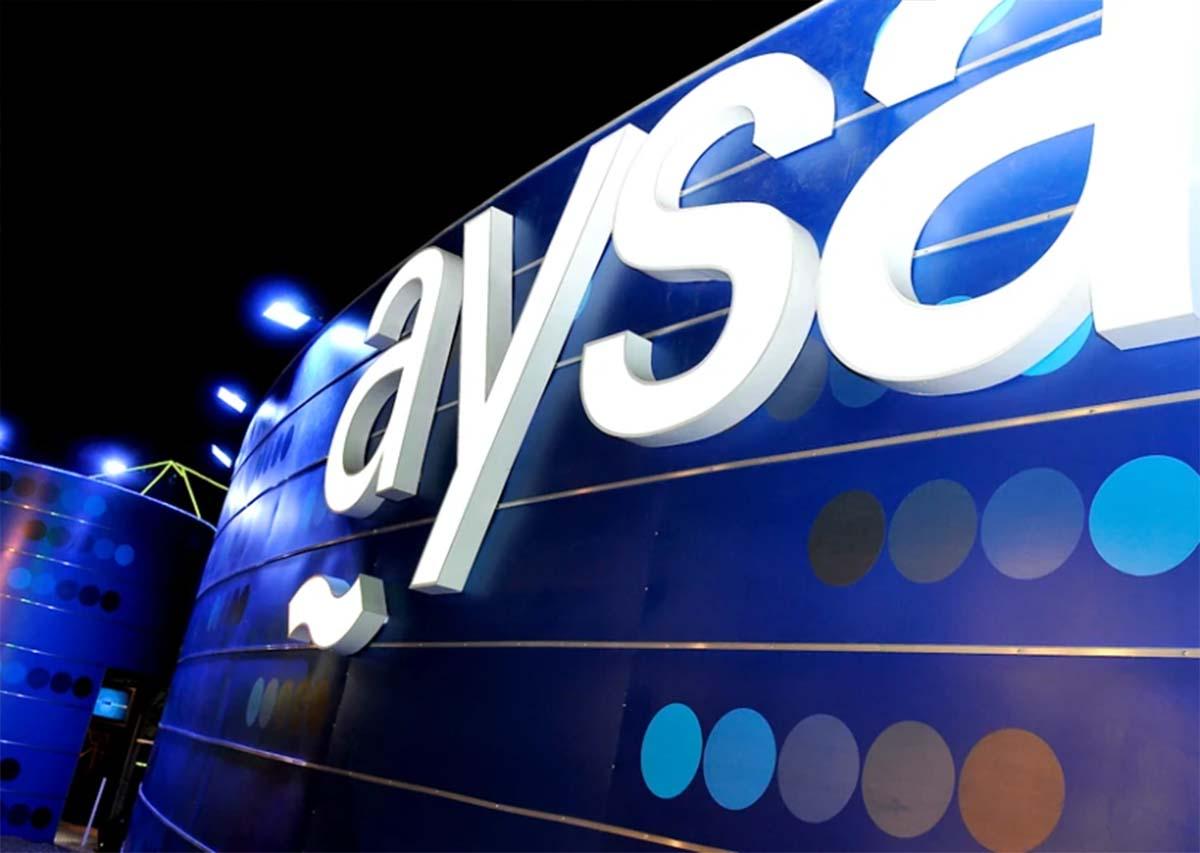 Los clientes de Aysa podrán pagar las facturas vencidas durante la cuarentena sin recargos