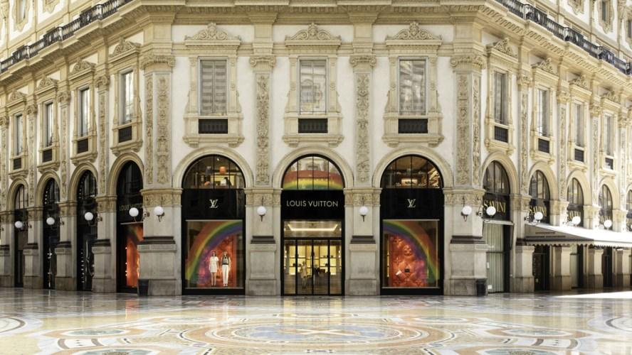 Louis Vuitton Milano