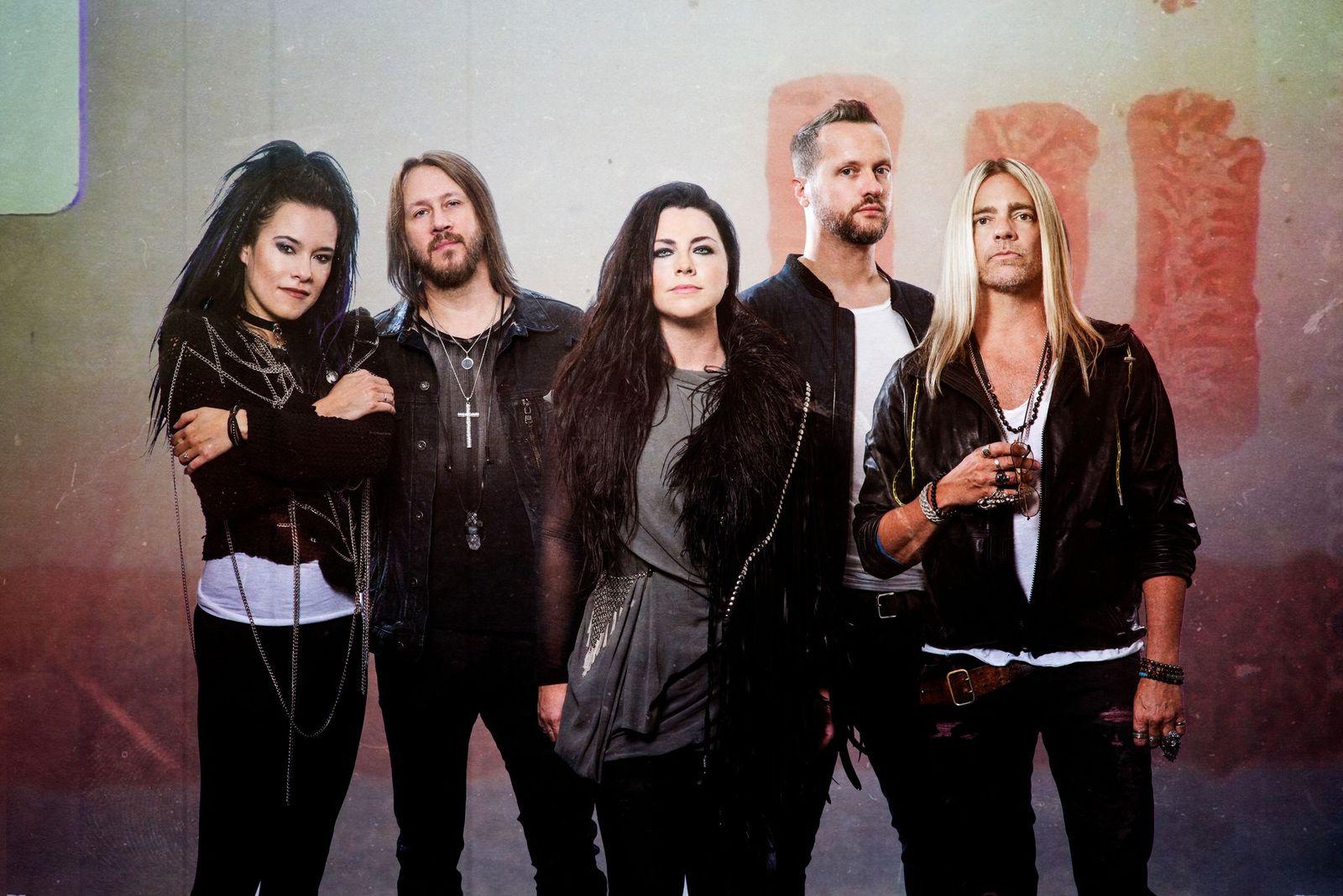 Evanescence anuncia nuevo álbum en nueve años con su primer single y video «Wasted On You «