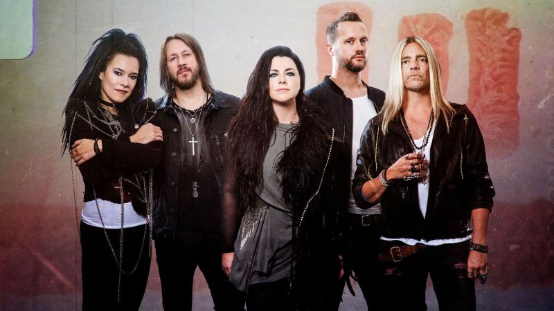 Evanescence anuncia nuevo álbum en nueve años con su primer single y video «Wasted On You «