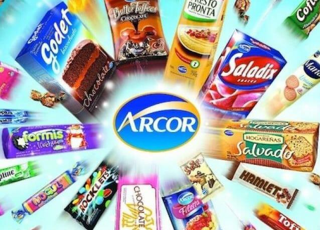 Arcor sale al mercado a buscar $ 2.500 millones